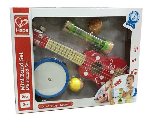 Mini band-sett | Hape