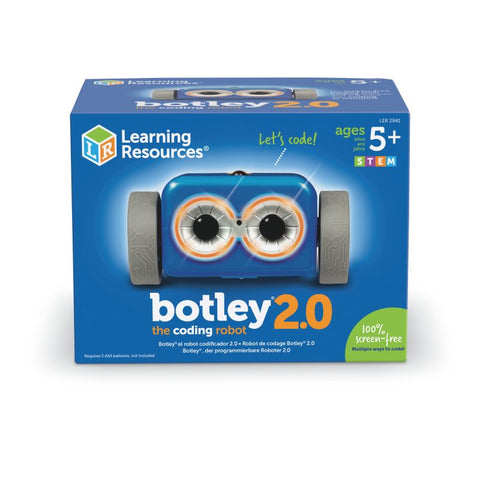 BOTLEY 2.0 The Coding Robot | Learning Resources