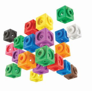 MathLink Cubes - byggeklosser | Learning Resources