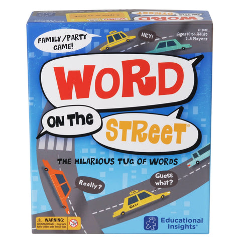 Word on the Street | Learning Resources