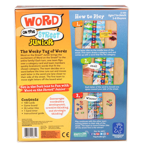 Word on the Street Junior | Learning Resources