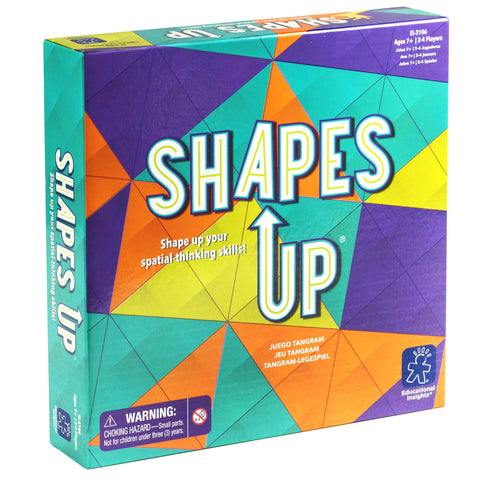 Shapes Up - tangramspill | Learning Resources