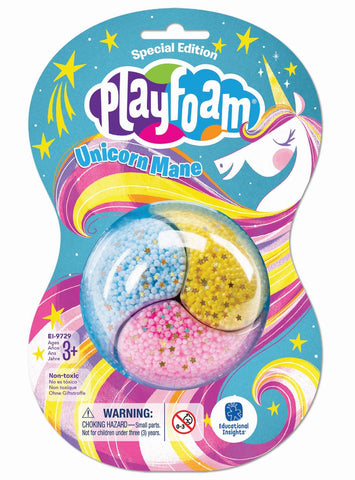 Playfoam Unicorn Mane | Learning Resources