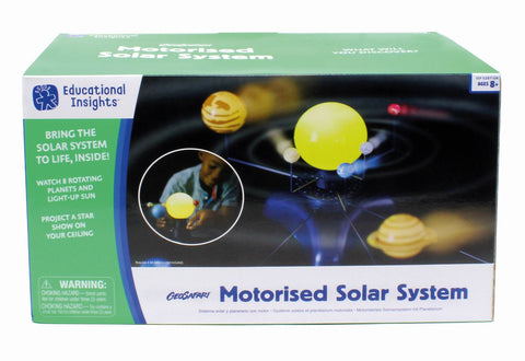 Motorisert solsystem | Learning Resources