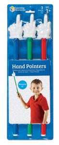Hand pointers - pekestokker | Learning Resources