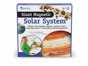 Solsystemet - store magneter | Learning Resources