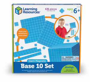 Base 10 - store magneter | Learning Resources