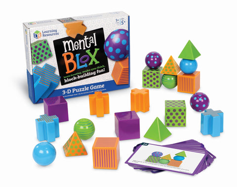 Mental Blox- spill | Learning Resources