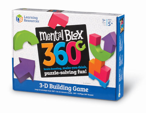 Mental Blox 360 - byggespill | Learning Resources