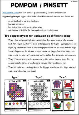 Transport - Pattern blocks | Pusleboks-serien