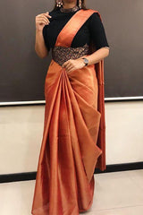 Styling Indian Saree - Simple hack