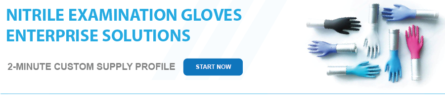 Nitrile Exam Gloves Wholesale OTG Supply