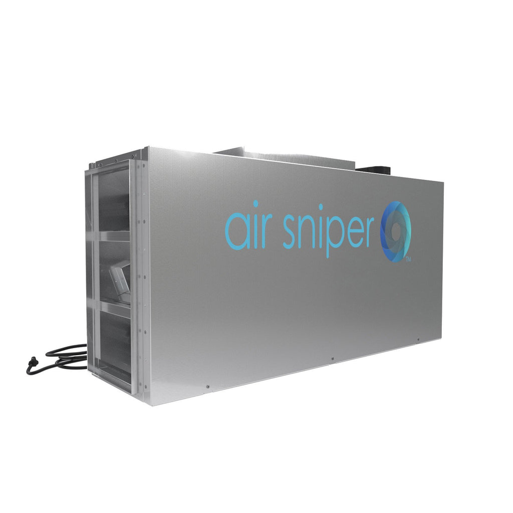 AIR SNIPER | INFLOW 10/20 - Air Sterilization System