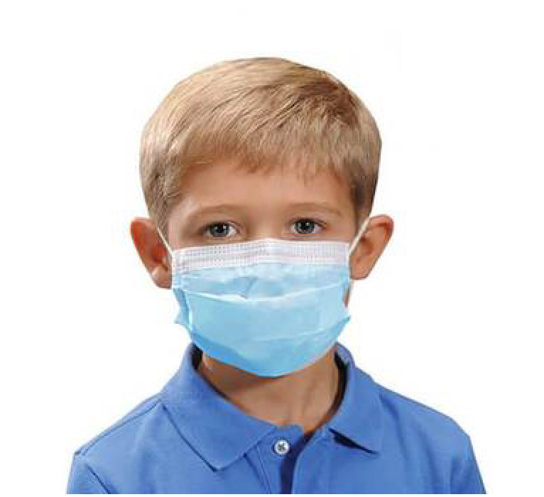 3-PLY MASK - CHILD SIZE - PPE