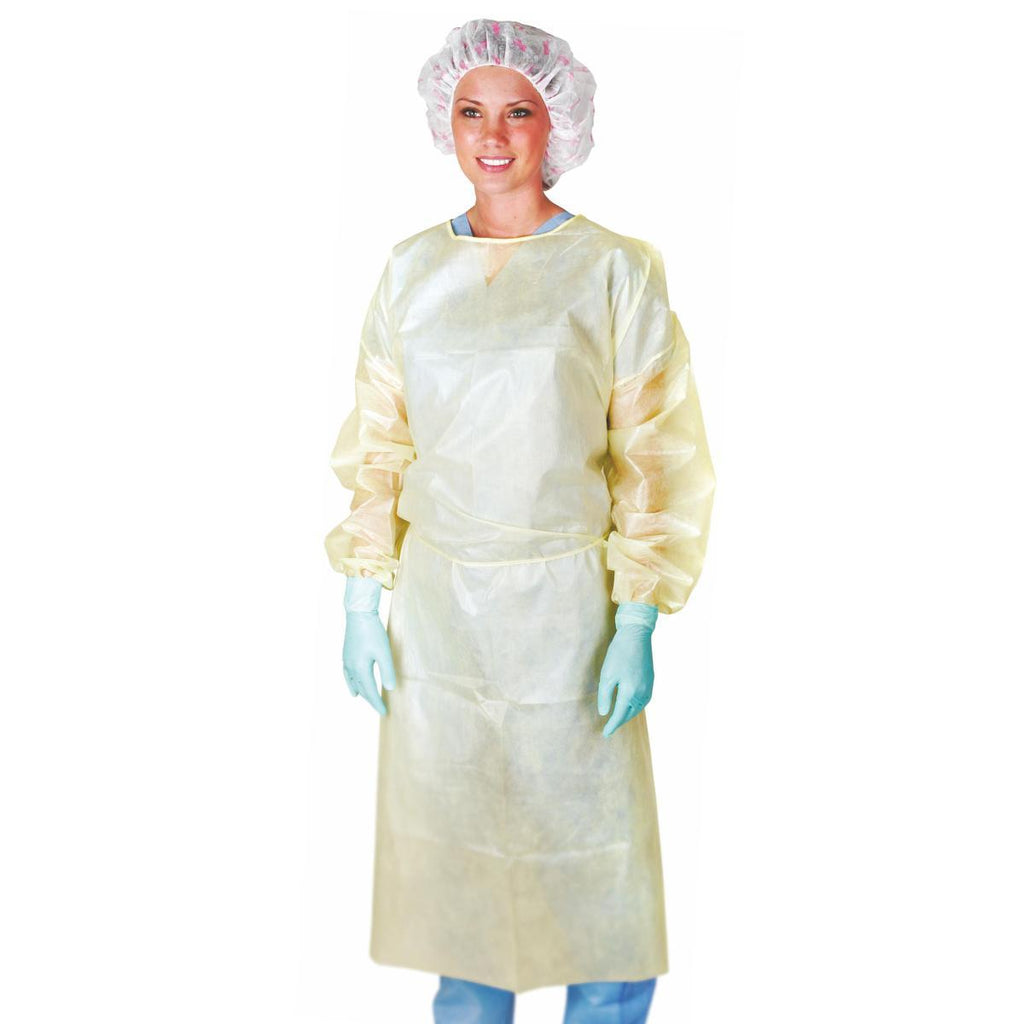 ISOLATION GOWN - AAMI LEVEL 2 - 10 PACK