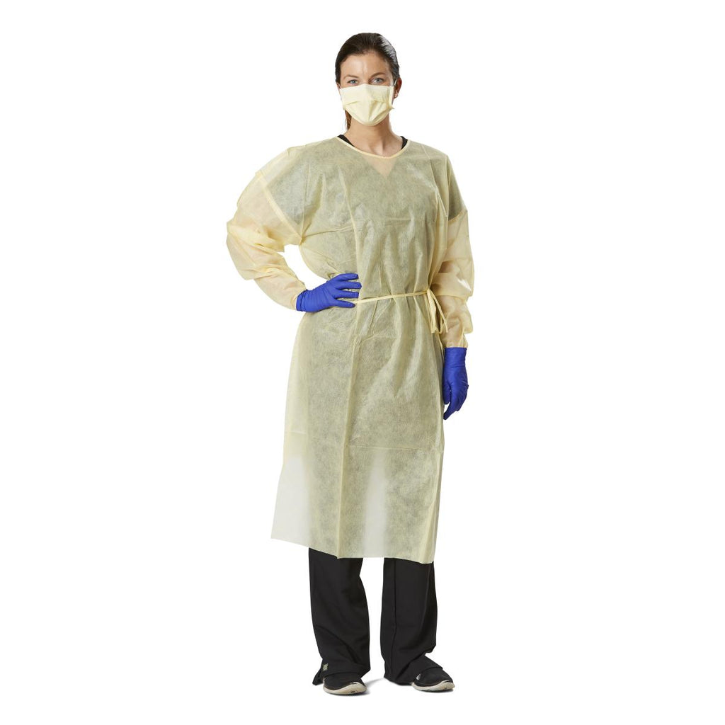 ISOLATION GOWN - AAMI LEVEL 1 - 10 PACK