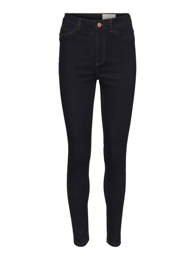 Callie Dark Denim Skinny Jeans