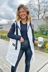 Aoife White Gilet