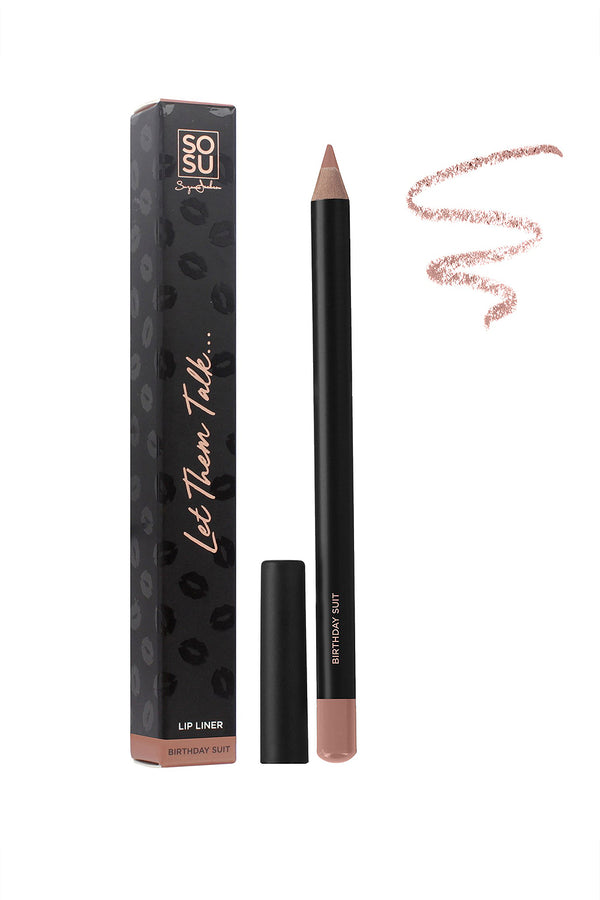 Sosu Birthday Suit Lip Liner