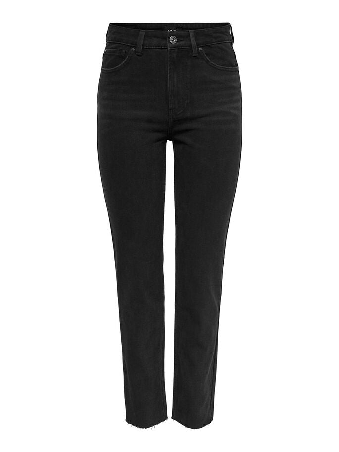 Emily Hight Waist Straight Fit Jean