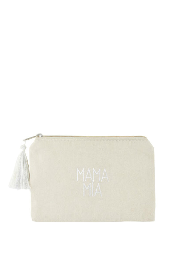 Mama Mia Bag In Cream