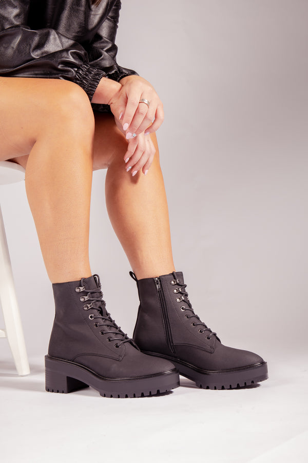 Tess Boot In Black