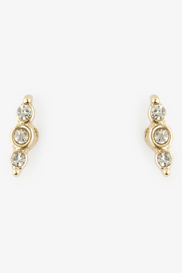 Desire Gold Plated Earring 4