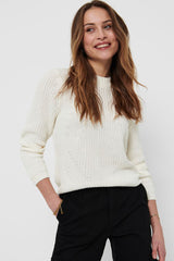 Leela Knit In Cream