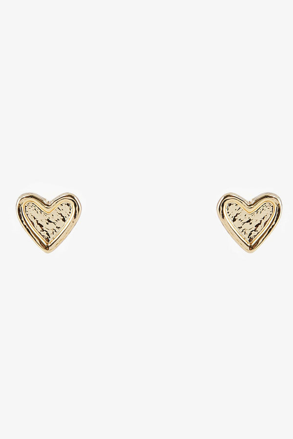Libby Gold Heart Stuf