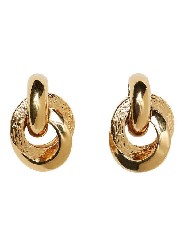 Cille Gold Earrings