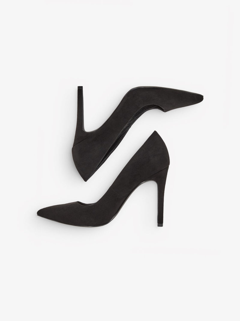 Camilla Black High Heel