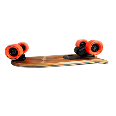 Leafboard- Complete Replacement Wheels 80mm