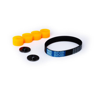 Leafboard 85A Hardness Double-Column Bushing Set