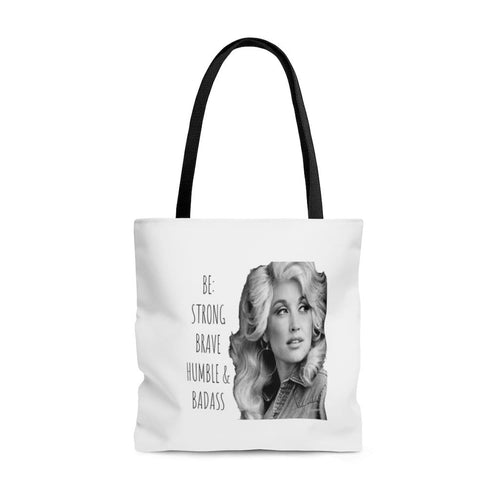 Printify Bags Large Dolly Tote Bag