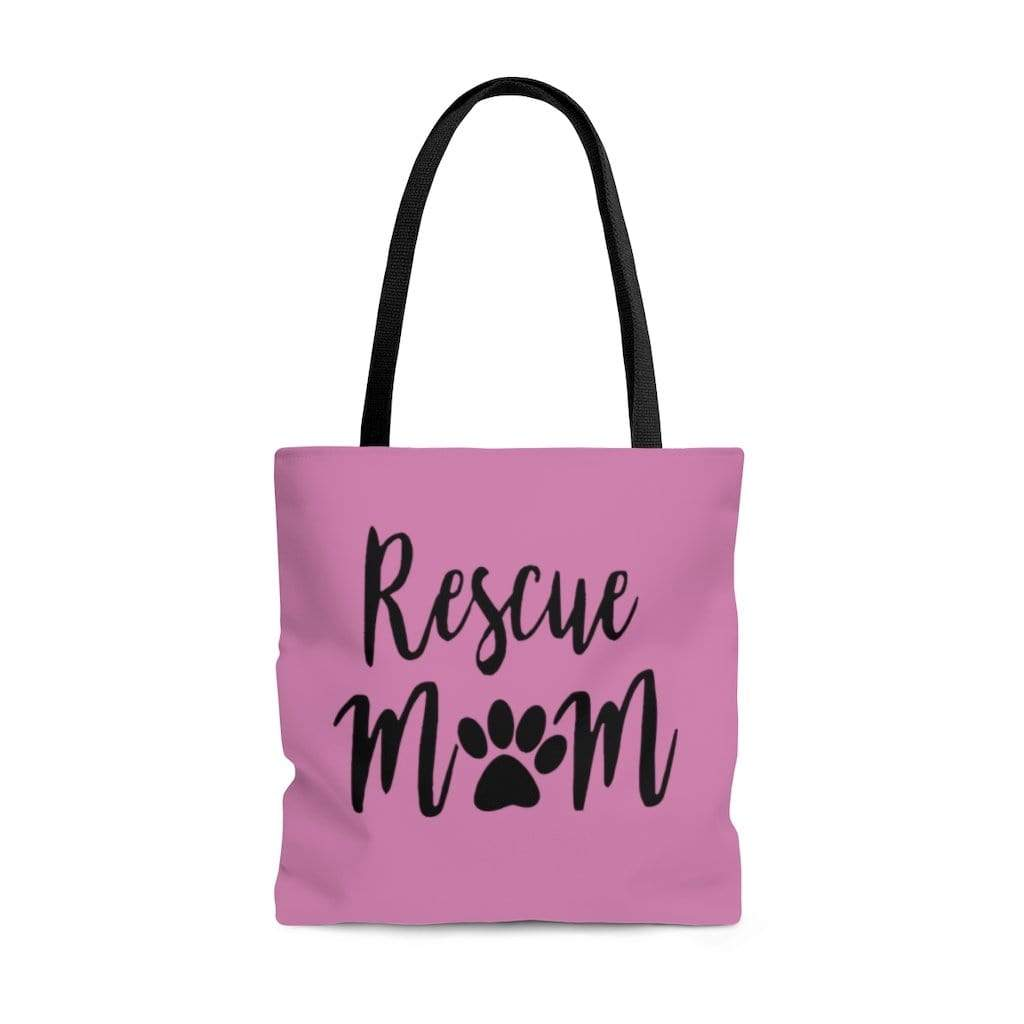 Printify Bags Large Rescue Mom Tote