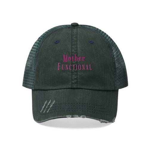 Printify Hats Dark Green/Navy / One size Mother Functional