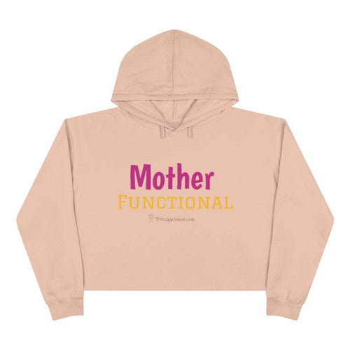 Printify Hoodie Pale Pink / XS Mother Functional