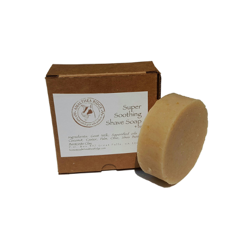 Soothing Goat Milk Shave Puck (TM)