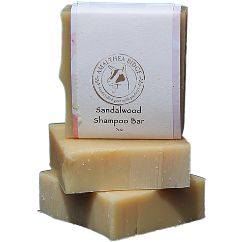 Sandalwood Shampoo Bar (TM)