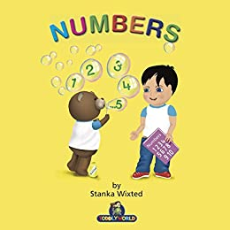 Numbers E-BOOK - Toddlyworld