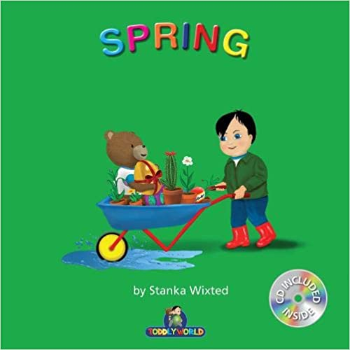 Spring E-BOOK - Toddlyworld