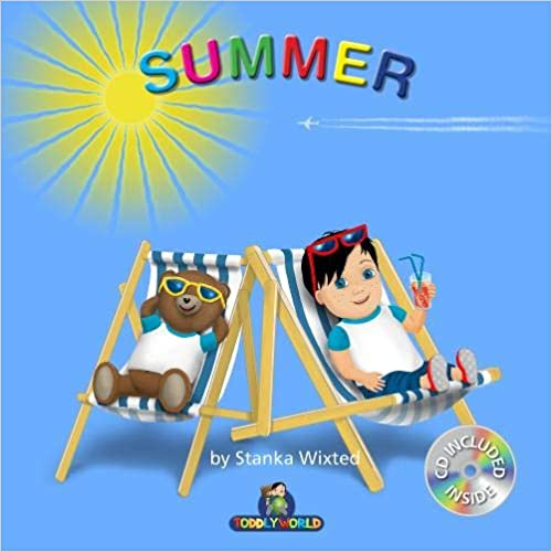Summer E-BOOKS - Toddlyworld