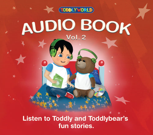 Audio Book Vo. 2 - Toddlyworld