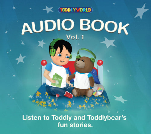 Audio Book Vo. 1 - Toddlyworld