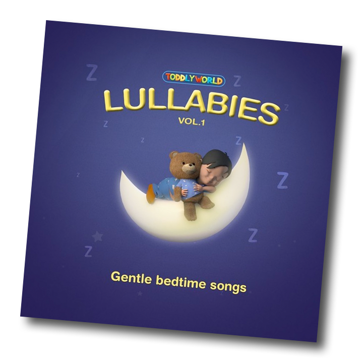 Lullabies Vol 1 - Toddlyworld