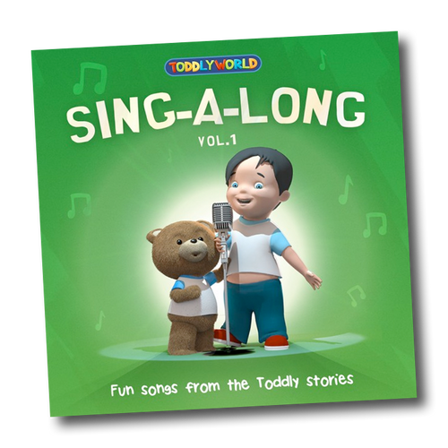 Sing-a-long VOL 1 - Toddlyworld
