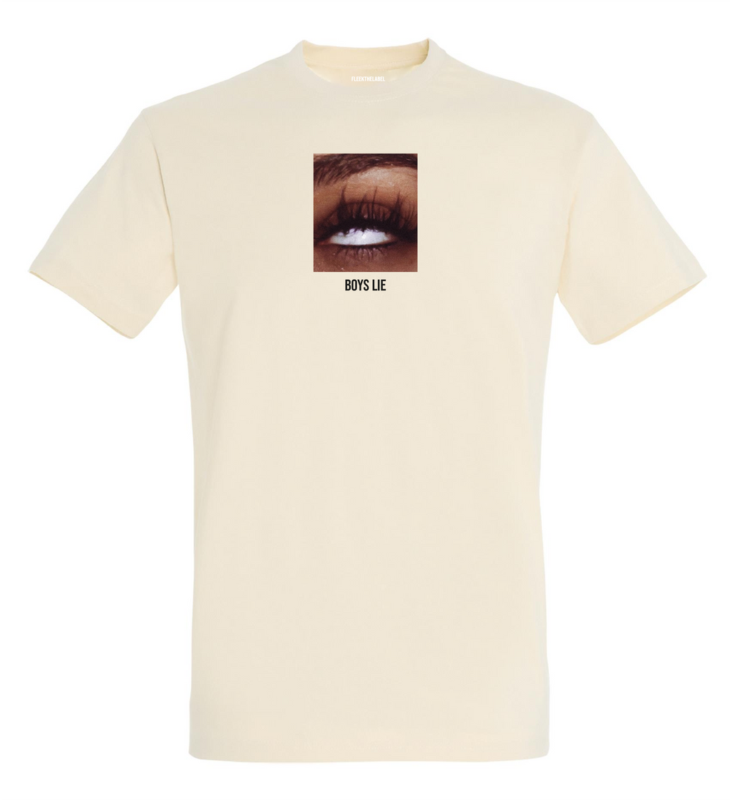 BOYS LIE - NUDE TSHIRT