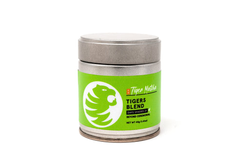 Tigers Blend *21 Days Shaded - Tiger Matcha