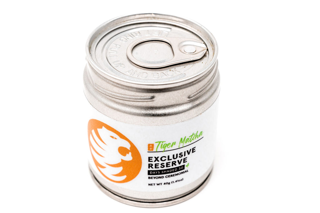 Exclusive Reserve *USDA ORGANIC (Tier 2) - Tiger Matcha