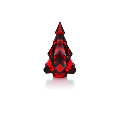 Baccarat Gstaad Fir Tree Red